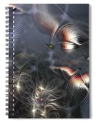 Quixotic Cerebrations Spiral Notebook
