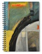 Quonset Spiral Notebook
