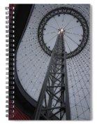 R F P Pavilion Support Ring - Spokane Washington Spiral Notebook