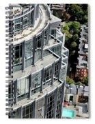 R2 D2 Spiral Notebook