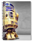 R2 Feeling Happy Spiral Notebook
