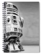 R2 Feeling Lonely Spiral Notebook