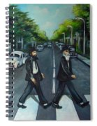 Rabbi Road Spiral Notebook