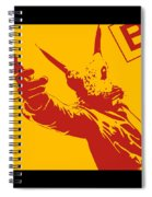 Rabbit Heist Spiral Notebook