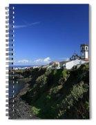 Rabo De Peixe Spiral Notebook