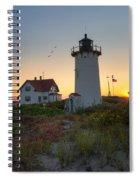 Race Point Lighthouse 2015 Spiral Notebook