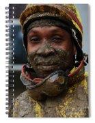 Racetrack Heroes 7 Spiral Notebook