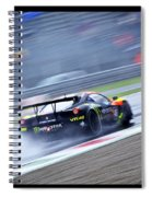 Racing Spiral Notebook