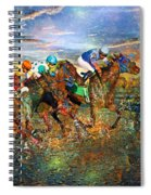 Racing Energy II Spiral Notebook