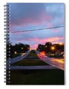 Radcliff Kentucky Morning Spiral Notebook