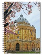 Radcliffe Camera Bodleian Library Oxford  Spiral Notebook