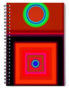 Radio Palladio Spiral Notebook