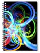 Radius Rainbow Spiral Notebook