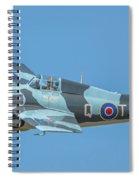 Raf Wildcat Fm-2 Spiral Notebook