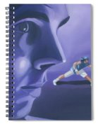 Rafael Nadal Spiral Notebook