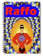 Raffo Spiral Notebook