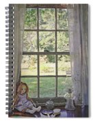Ragdoll Spiral Notebook