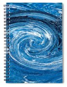 Raging River Spiral Notebook