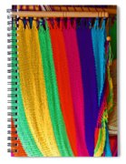 Rags To Riches Spiral Notebook
