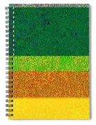 Railing Spiral Notebook