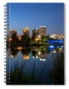 Railraod Park Bham, Al Spiral Notebook