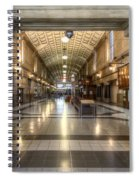 Railway Hall Spiral Notebook