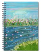 Rain And Shine Spiral Notebook