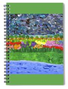 Rain Or Shine Spiral Notebook