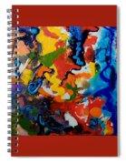 Seahorse Emerging Spiral Notebook