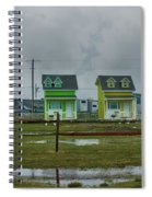 Rainbow After The Storm Spiral Notebook