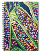 Rainbow Corn Spiral Notebook