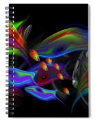 Rainbow Deep Spiral Notebook