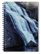 Rainbow Falls Spiral Notebook