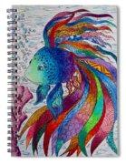 Rainbow Fish Spiral Notebook
