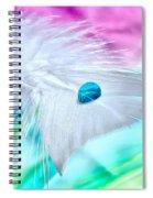 Rainbow Flight Spiral Notebook
