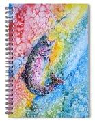 Rainbow Hunter Spiral Notebook