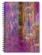 Rainbow In The Dark Spiral Notebook