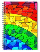Rainbow ... Spiral Notebook