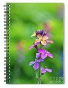 Rainbow Love 2 Spiral Notebook
