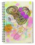 Rainbow Mrs. Spiral Notebook