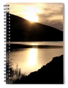 Rainbow Reservoir Spiral Notebook