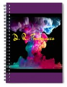 Rainbow Vibes Spiral Notebook