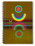 Rainbow Warrior Spiral Notebook