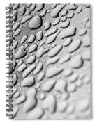 Raindrops Spiral Notebook