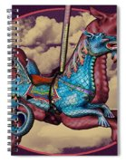 Rainey The Dragon-horse Spiral Notebook