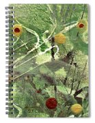 Rainforest Spiral Notebook