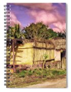 Rainforest Morning Spiral Notebook