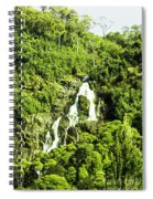 Rainforest Rapids Spiral Notebook