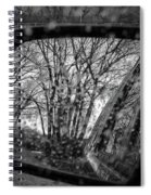 Rainy Reflections Spiral Notebook