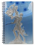 Raised To Behold Spiral Notebook